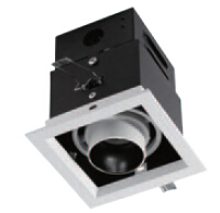 RS9J Series Recessed Spotlight