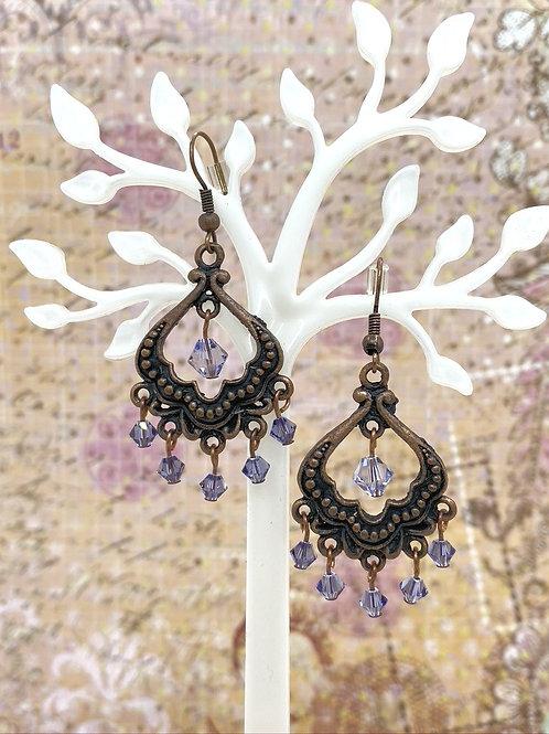 Crown Royal Earrings