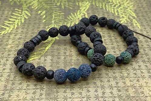 Color Me Lava Bracelet