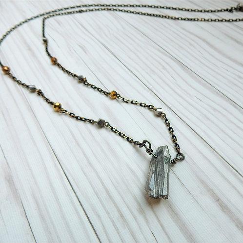 Metal Benders Necklace