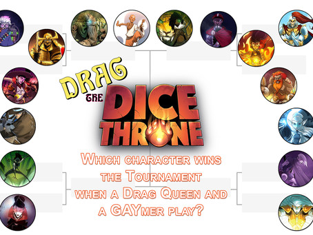 Drag the Dice Throne Tournament