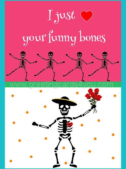5720200001 - I Heart Your Funny Bones