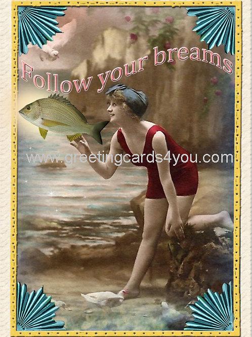 5720150015 - Follow your breams