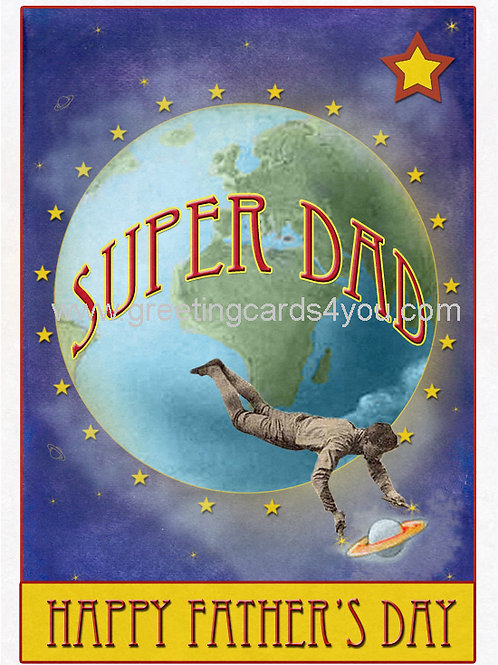 5720160009 - Super dad