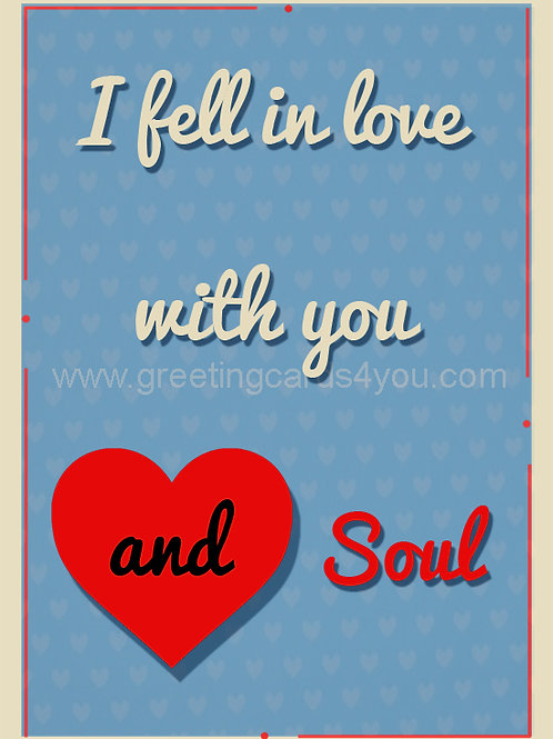 5720210005 - Heart and Soul