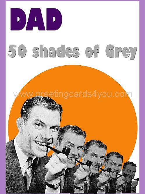 5720210033 - Dad 50 Shades of Grey