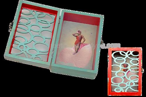Wooden Momento Box - 180104