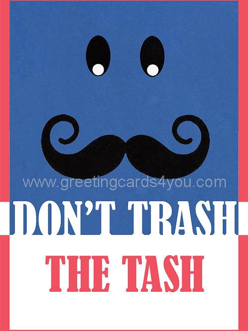 5720190037 - Don't Trash the Tash