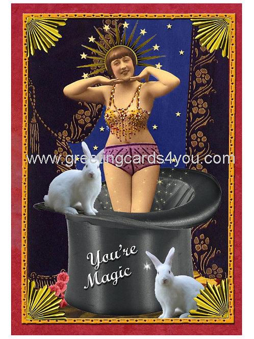 5720150010  - You're magic