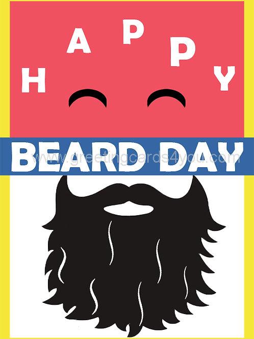 5720190025 - Happy Beardy