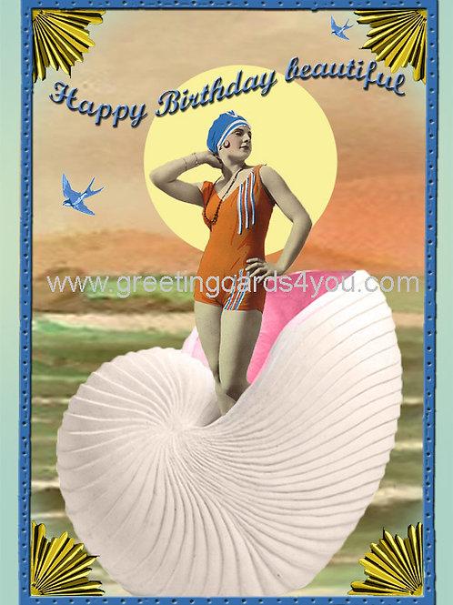5720150009  - Happy birthday beautiful