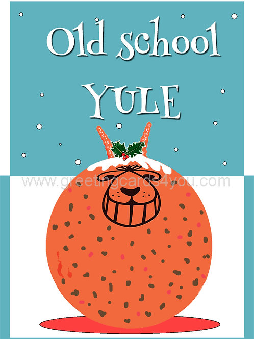 5720190021X - Old School Yule