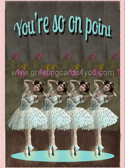 5720190019 - On pointe