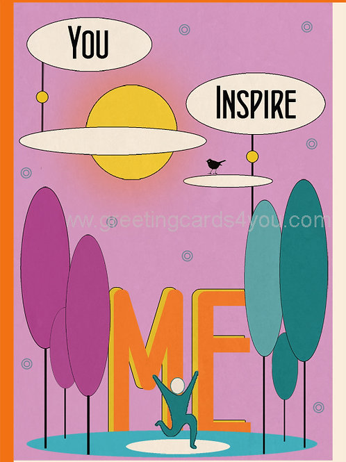 5720200031 - YOU INSPIRE ME