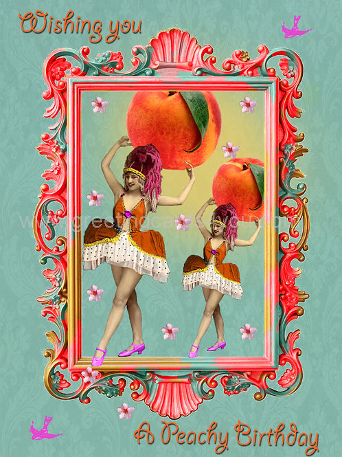 5720130104 - Wishing you a Peachy Birthday