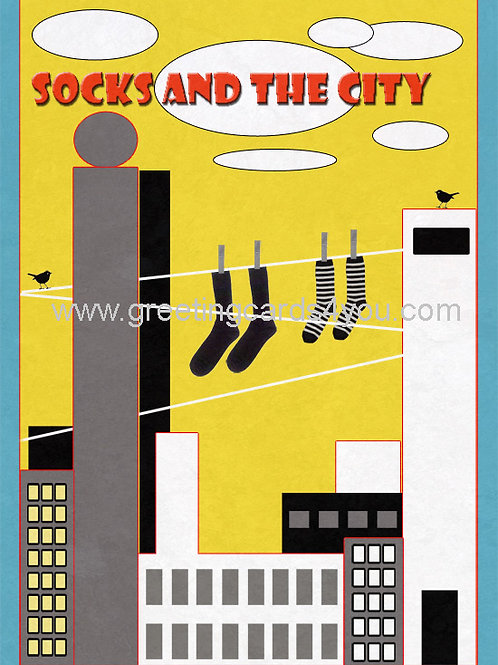 5720160008 - Socks and the city