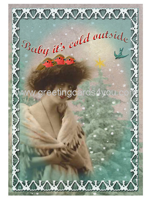 5720150020x - Baby it's cold outside