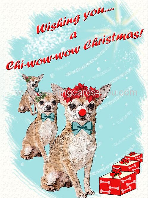 5720150051x - Chi-Wow-Wow Christmas