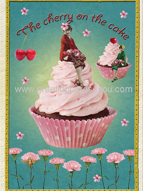 5720150008  - Cherry on the cake