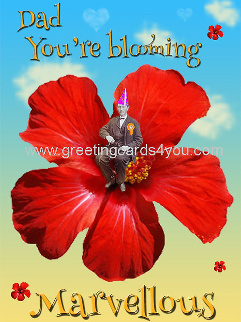 5720170017 - You're blooming marvellous