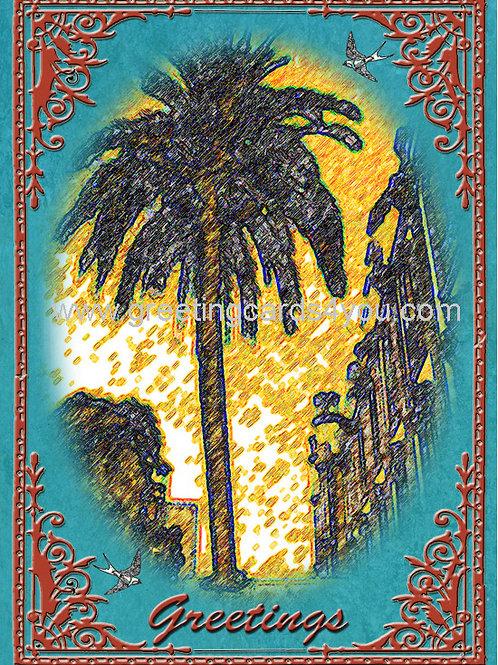 5720130161 - Spanish palm
