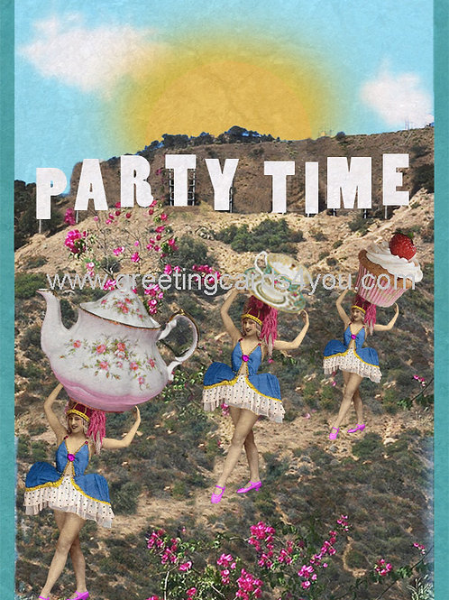 5720170035 - Hollywood partytime