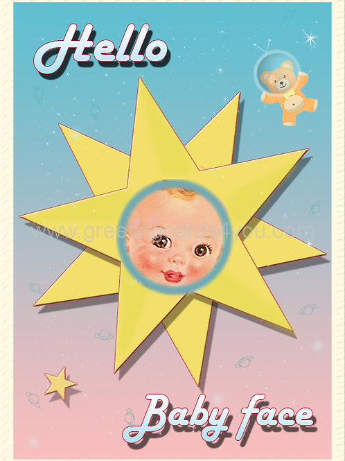 5720200026 - Hello Baby Face