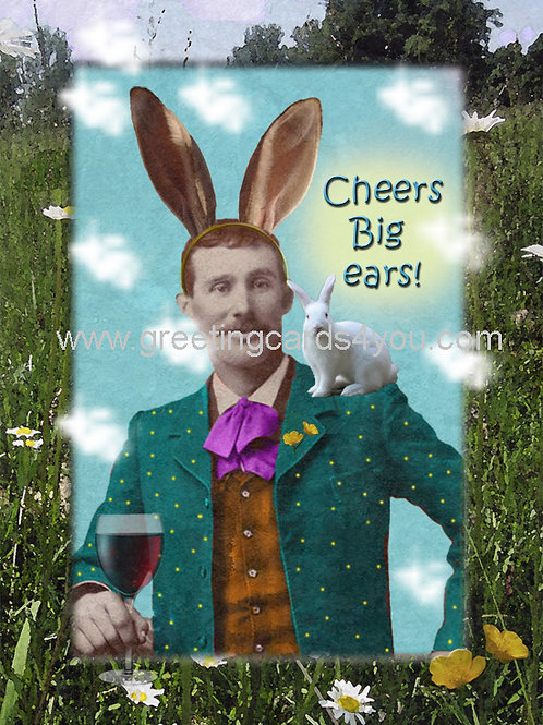5720150035 - Cheers Big Ears!
