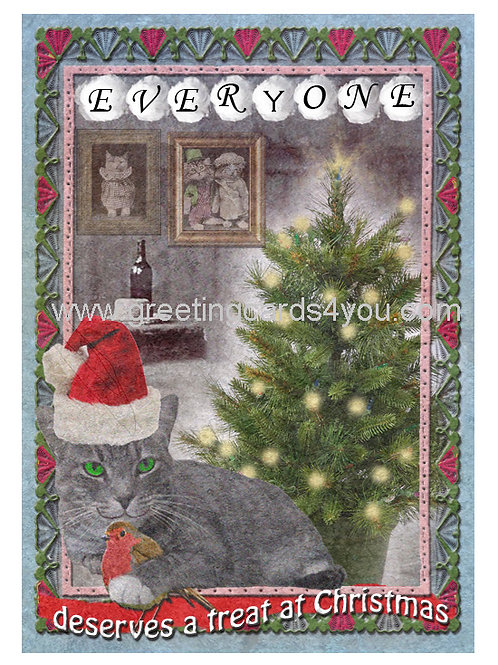 5720150021x - Everyone deserves a treat at Christmas