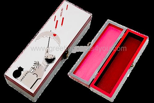 Wooden Pencil Box - 180301