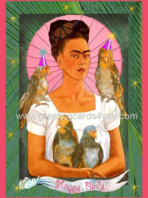5720180006 - Birdy girl