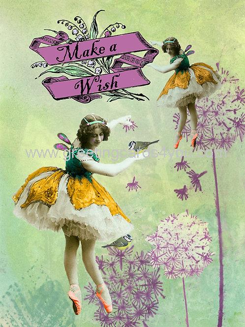 5720130034 - Make a Wish