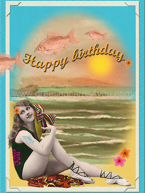 5720150006 - Birthday fishes