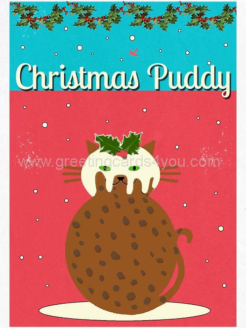 5720190022X - Christmas Puddy