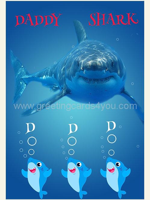 5720210030 - Daddy Shark