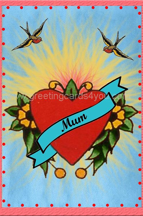 5720210013 - Mum tattoo