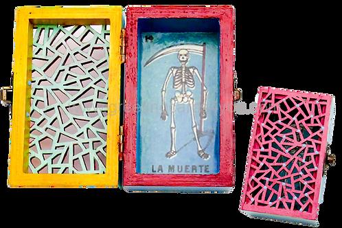 Wooden Momento Box - 180201