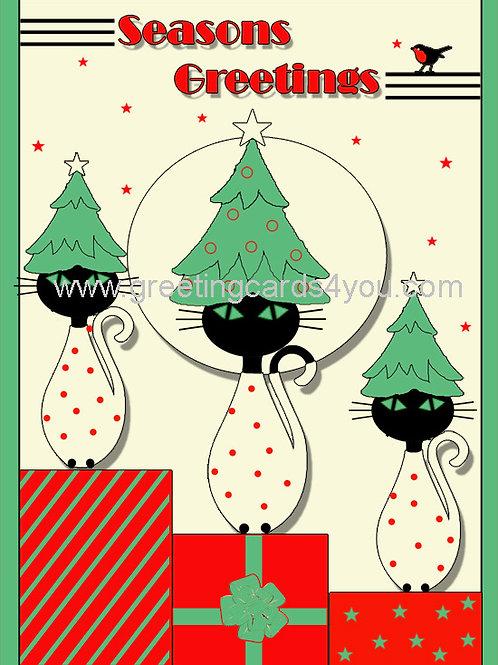 5720160034x - Tree Little Kitties