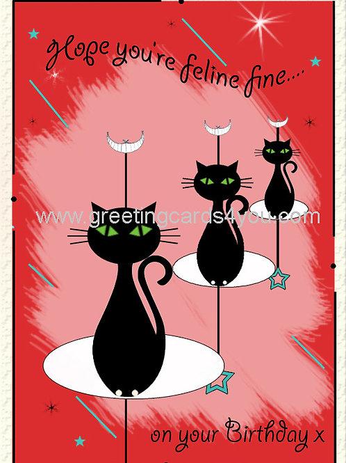 5720150061 - Feline Fine