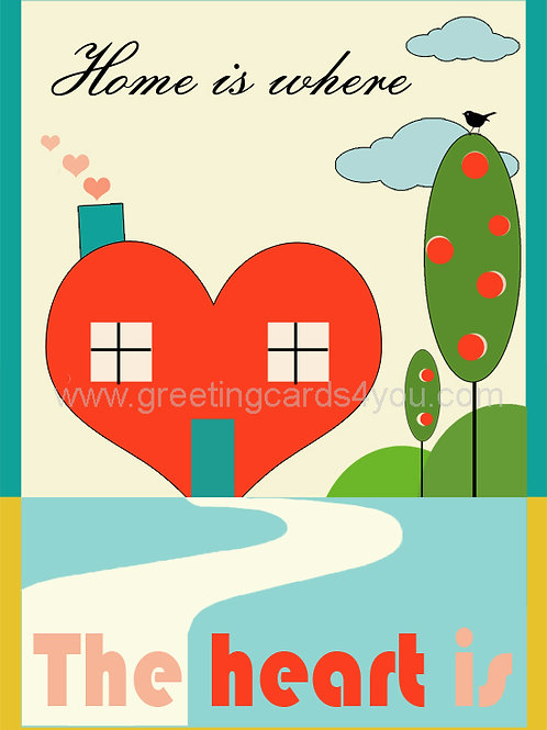 5720190041 - Home is where the heart is