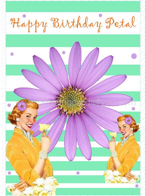 5720200024 - Happy Birthday Petal