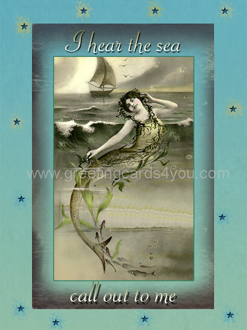 5720190011 - I Hear the Sea Call Out to Me