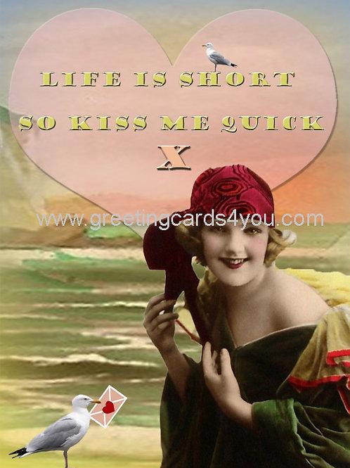 5720140344 - Kiss me quick