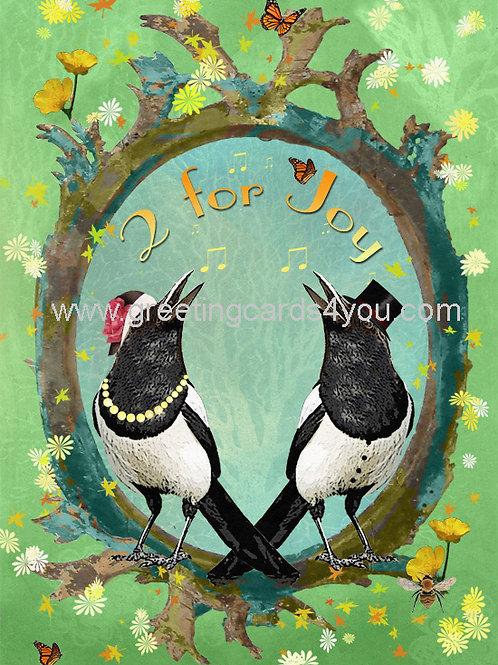 5720160018 - 2 for Joy