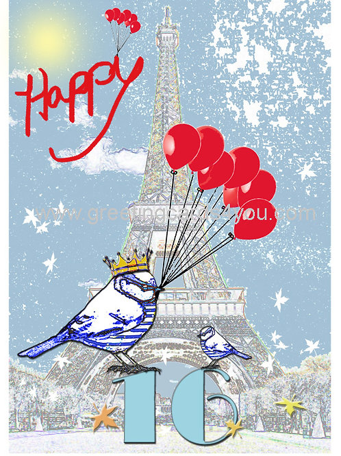 5720140304 - Paris balloons - select age