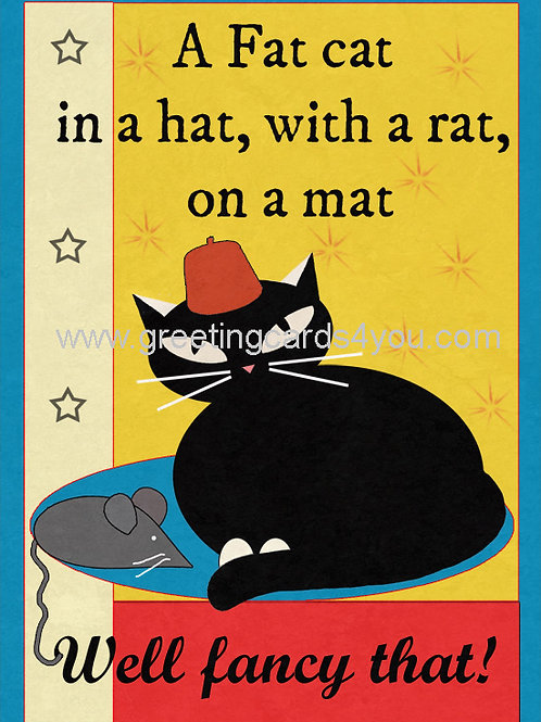 5720170016 - Fat cat