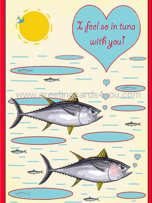 5720160003 - I feel so in tuna with you