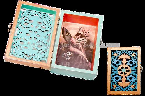 Wooden Momento Box - 180103