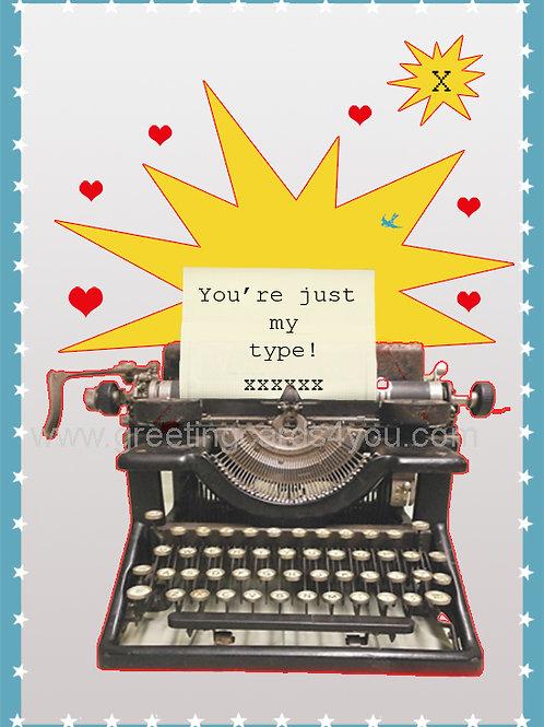 5720150037 - Just My Type