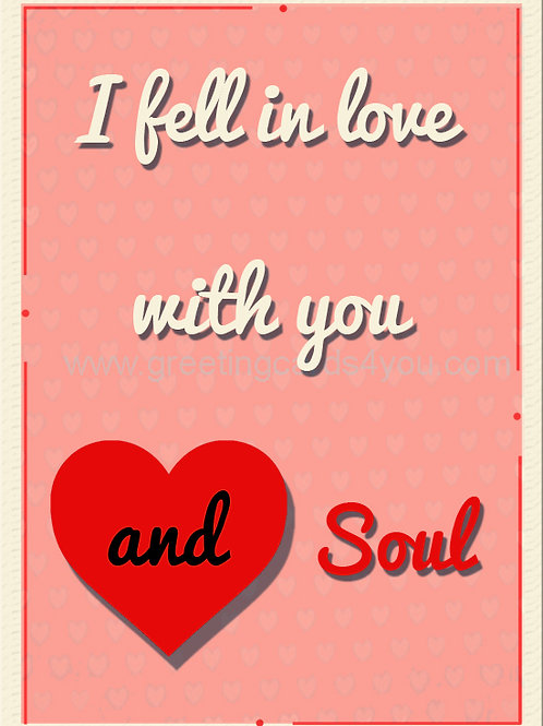 5720210005_pink - Heart and Soul